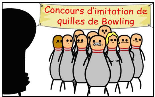 Bowling Partie 6