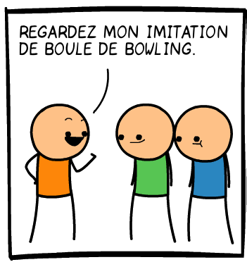 Bowling Partie 1