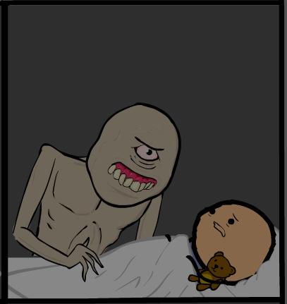 Un cauchemar