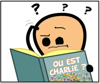 Où qu'il est Charlie ? Partie 2