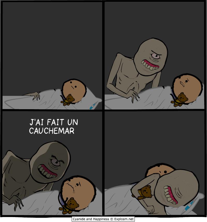 cauchemar cyanide