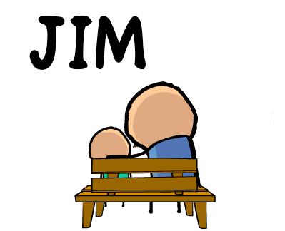 image jim et son fils pour suite comics