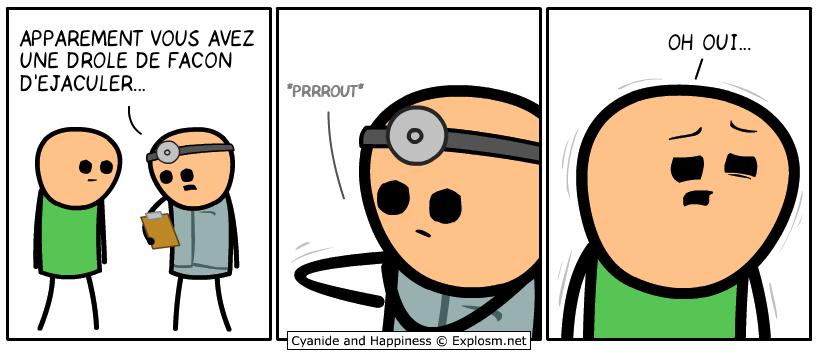 drôle façon cyanide