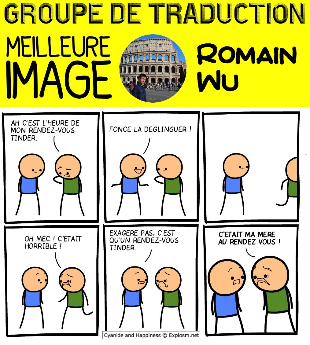 romain bruit tinder