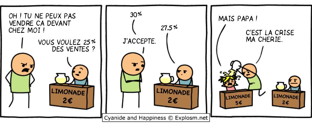 crise limonade cyanide