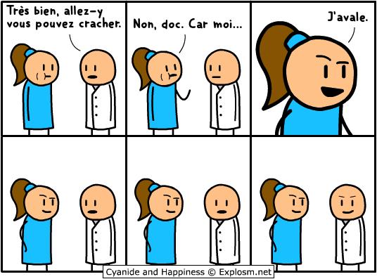 doc avaler cyanide