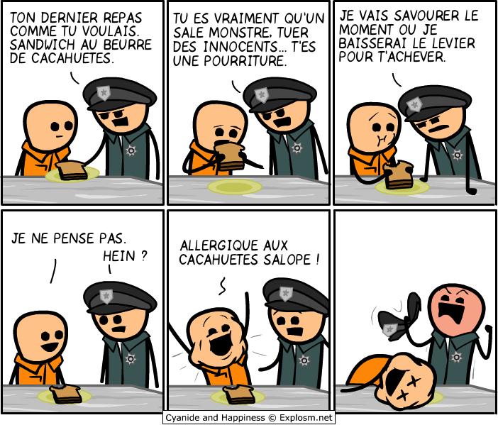 prison meurtre cyanide