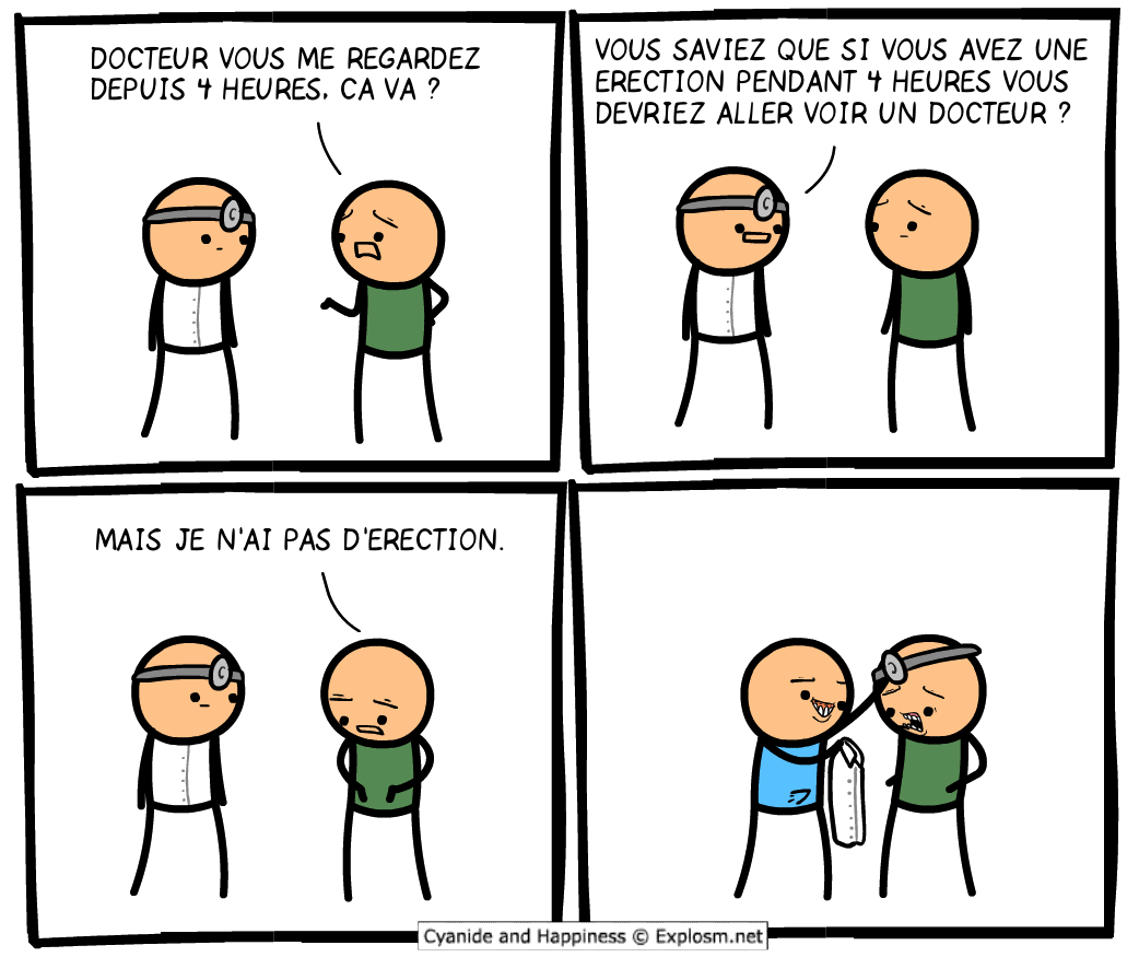 erection docteur cyanide