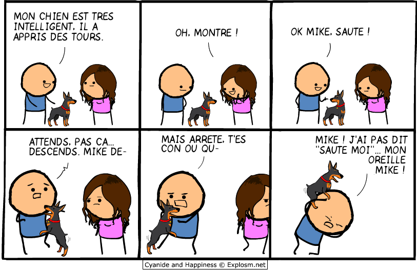 mike tours cyanide