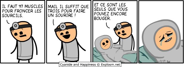 muscle patient cyanide
