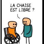 plaisanterie chaise image