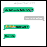 text taille image