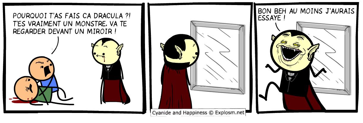 dracula miroir cyanide