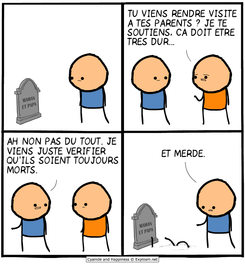 tombe parents cyanide