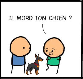 Dangereux Chien