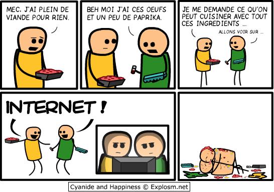 internet amis cyanide