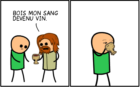 Jésus séducteur