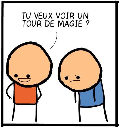 Un peu de magiiie