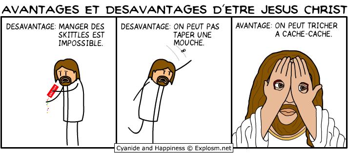 jesus mains cyanide