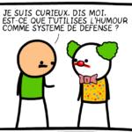 clown humour image