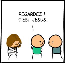 La répartie de Jésus