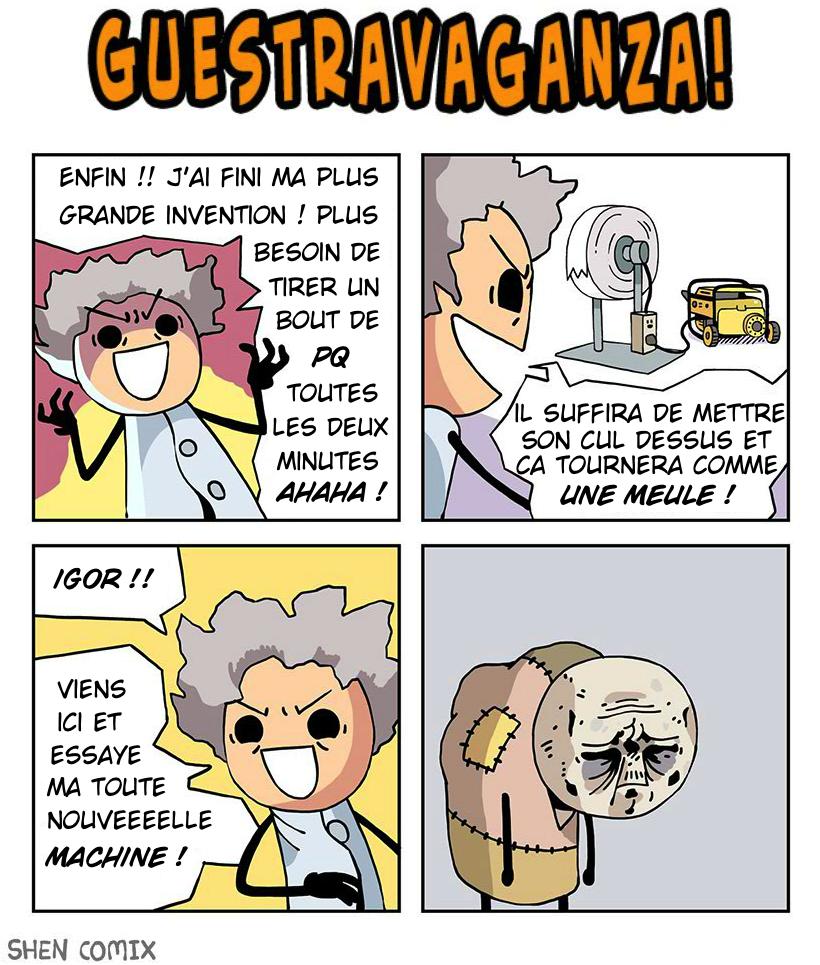 invention igor cyanide