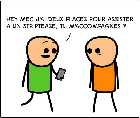 Premier Striptease