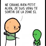 alien sauver image