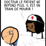 bisou docteur image