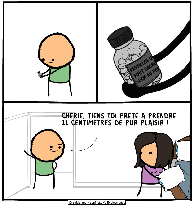 pilules bite cyanide