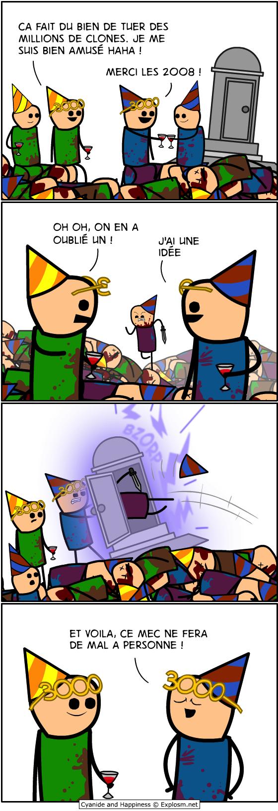 nouvel an cyanide