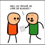 livre blague image