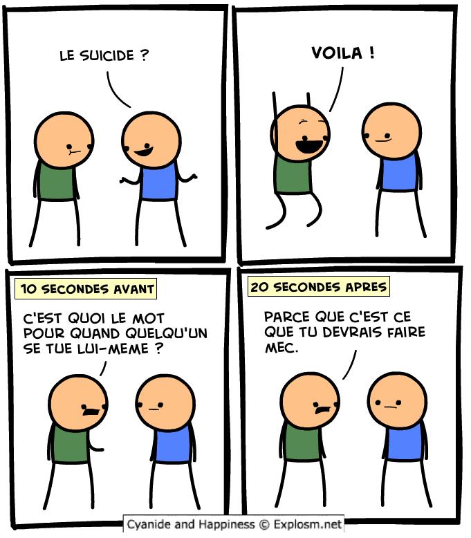 suicide faire cyanide