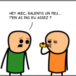 alcool ralentir image