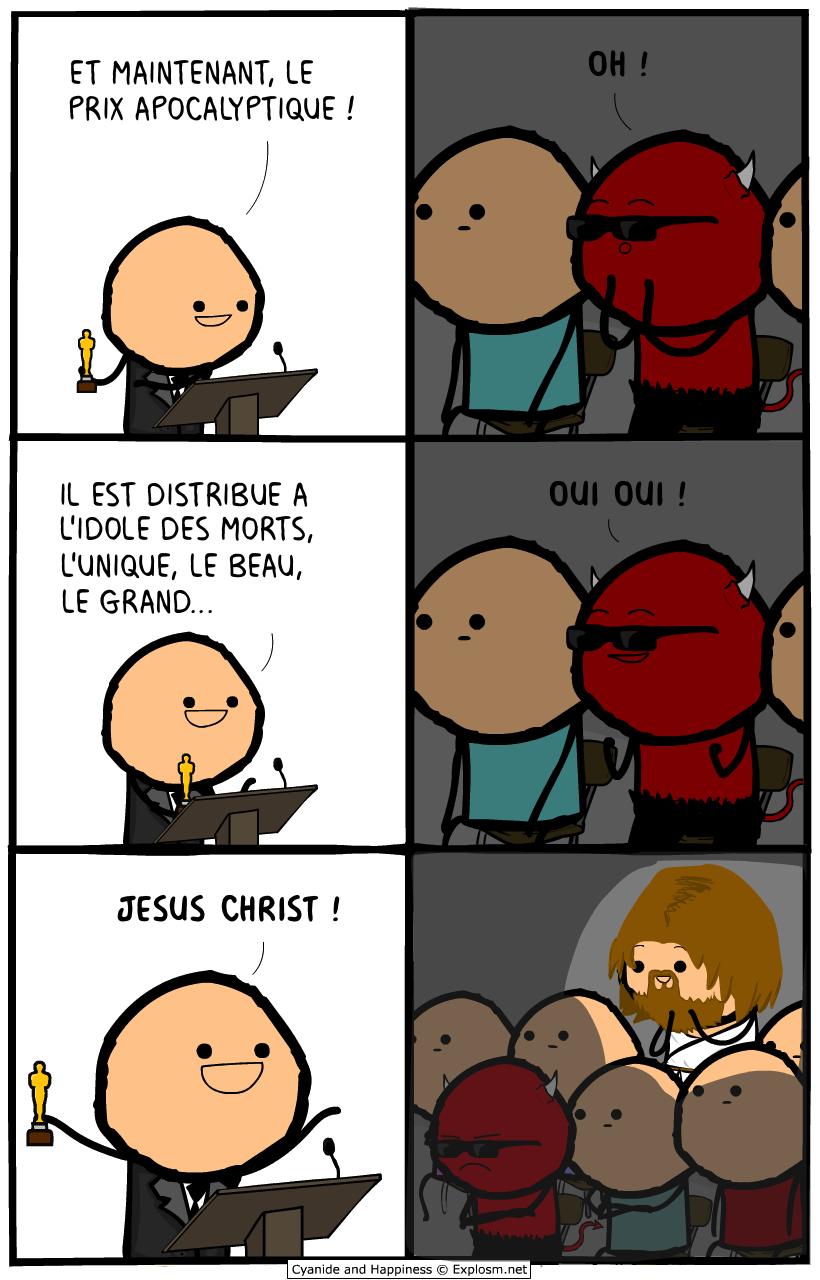 prix jesus cyanide