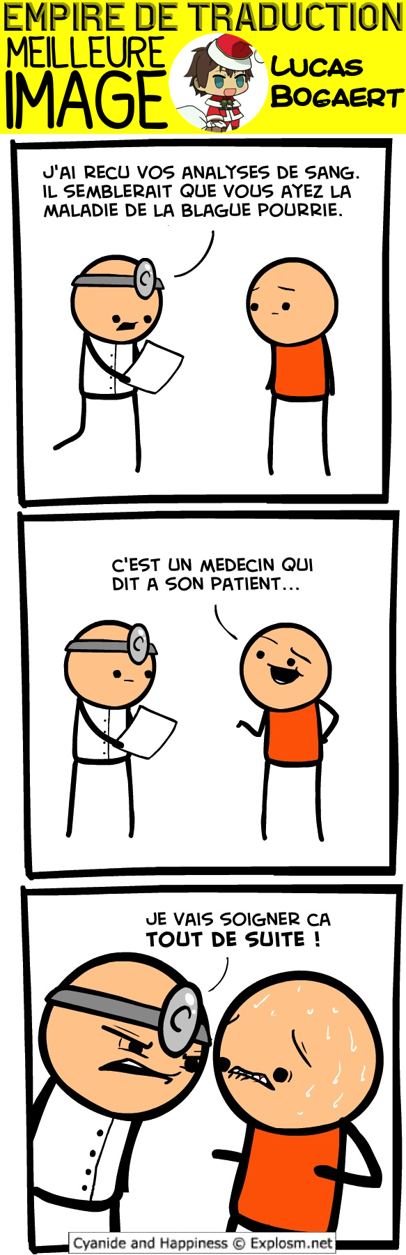 doc blague cyanide