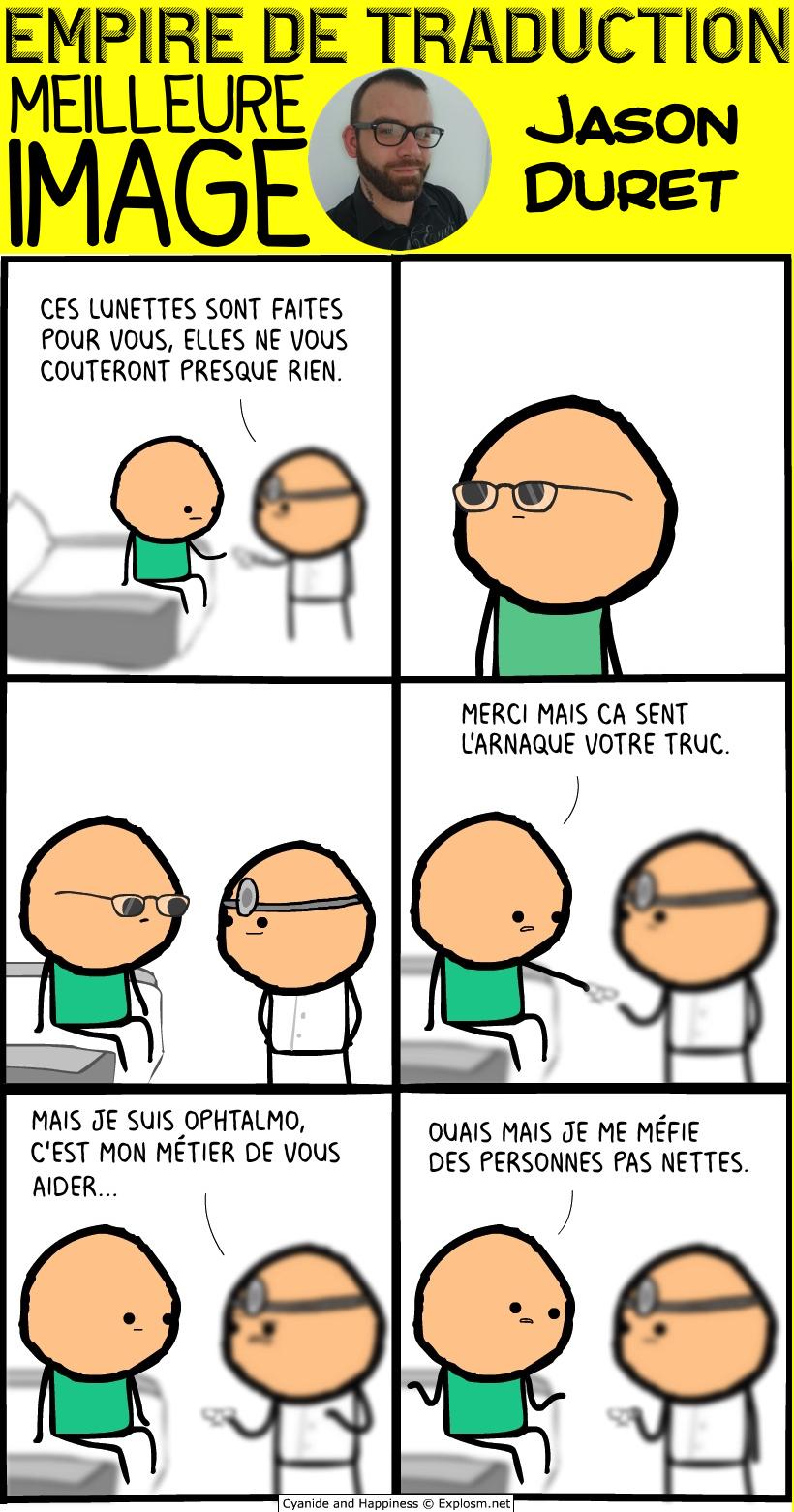 lunettes net cyanide
