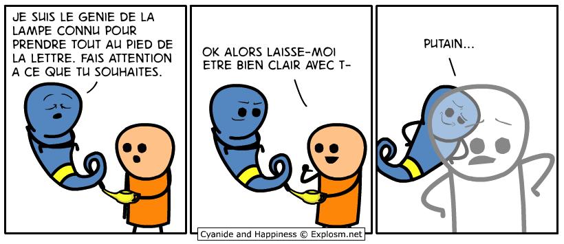 genie claire cyanide