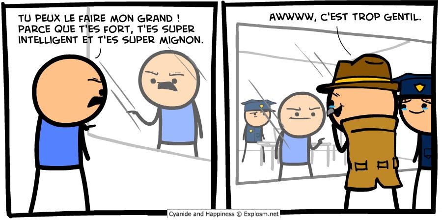 inspecteur glace cyanide