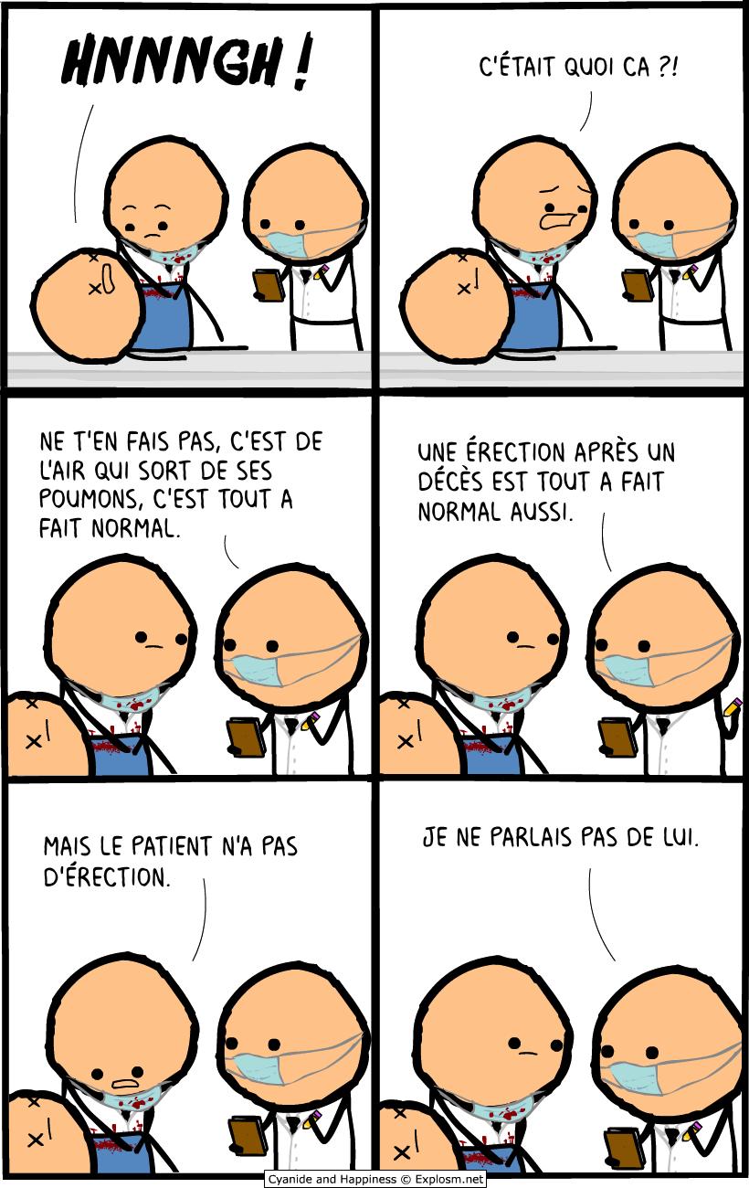 docteur bander cyanide
