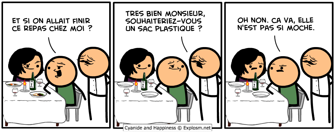 sac plastique cyanide