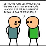 banque sperme image