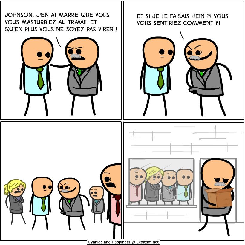 boss virer cyanide