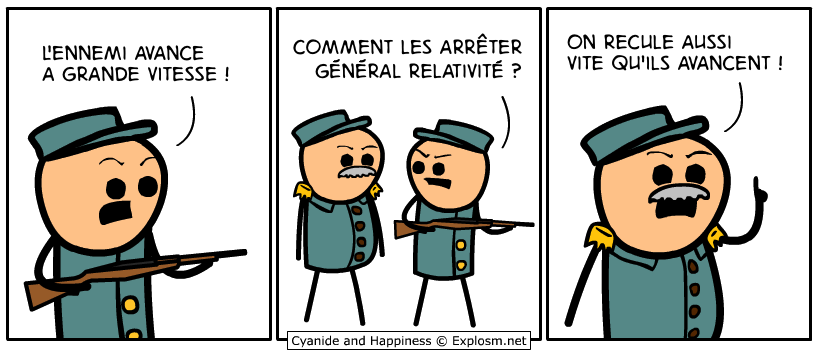 general reculer cyanide