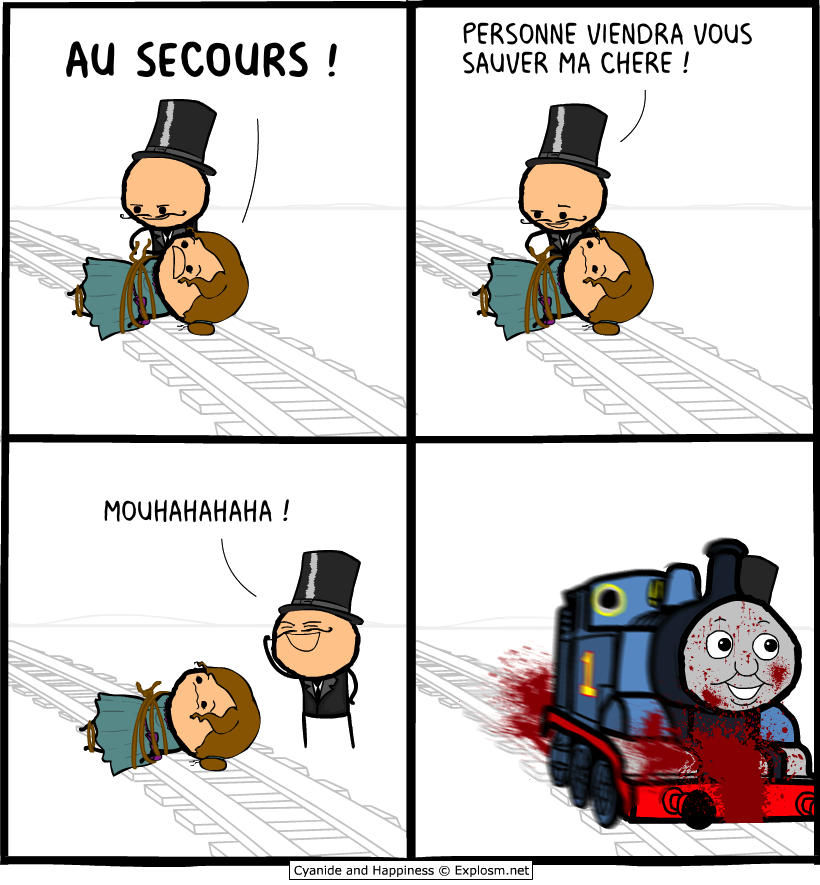 train mort cyanide