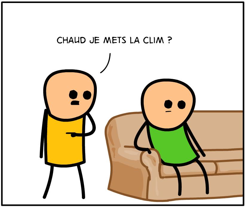 T'es Chaud ?