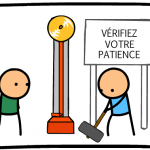 patience attente image