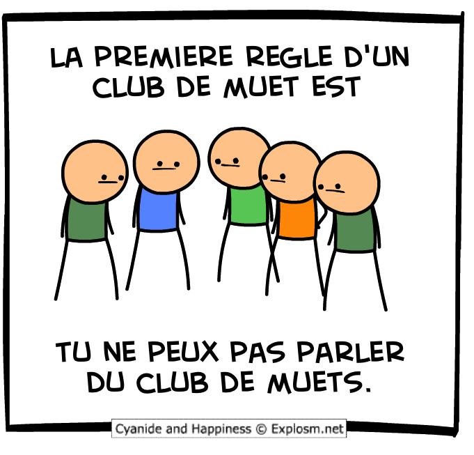 club muet cyanide
