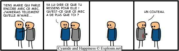 couteau marie cyanide