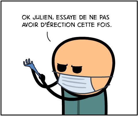 Pas d'érection Doc.